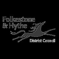 Folkestone & Hythe District Council logo